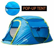 Hasika Pop-Up 2 Person Tent An Automatic Instant Portable Beach Tent