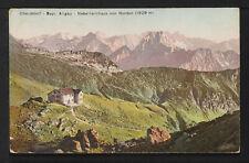 SWITZERLAND 392-OBERSTDORF -Bayr Allgäu Nebelhornhaus von Norden (1929 m) (1910)