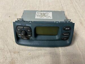 Toyota Yaris 3dr Mk1 99-2003 Clock Radio Display **Used**