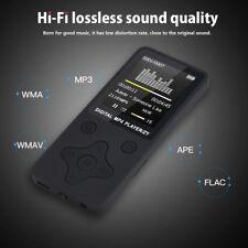Mode tragbare MP3 / MP4 Player verlustfreie Sound-Musik-Player FM-Recorder 2018
