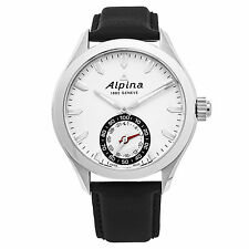 Alpina Men's Multifunction Motionx® Swiss Quartz Leather Smart Watch AL285S5AQ6