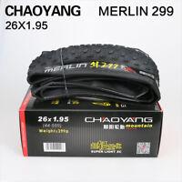 Chaoyang Cycling MTB Tire 26/27.5/29.5*1.95 Super Light Folding Tyre 120TPI 299g