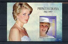 Sierra Leone 2010 MNH Princess Diana 1961-1997 1v S/S II Royalty
