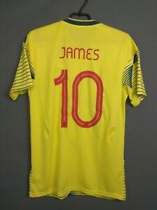 James Colombia Jersey 2019 2020 Home MEDIUM Shirt Adidas DN6619 ig93
