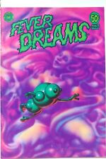 FEVER DREAMS NN 1ST PRINT VF+ 8.5 KITCHEN SINK 1972