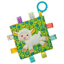 TAGGIES Crinkle Me Sherbet Lamb Colourful Crinkle Soother Buggy/Stroller