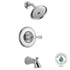 Delta Tub Shower Faucets Ebay