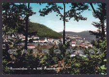 CASERTA ROCCAMONFINA 03 Cartolina FOTOGRAFICA viaggiata