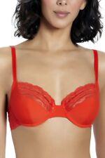 IMPLICITE Fusion soutien gorge bra bh * FR 90 B - EUR 75 B - INT 34 B orange