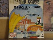 UNITED STATES AIR FORCES IN EUROPE BAND, WINGS OF VICTORY - LP 66.21822