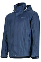 Men's Marmot Precip Rain Jacket Ultra light Waterproof Arctic Navy ~ Size Small