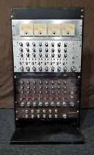 Vintage Bozak/Urei Sonic Services 8275R Rotary Mixer 6274 Mixer & Dixon Meters