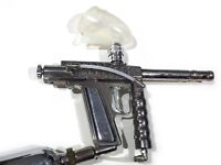Brass Eagle 50rd Clear Hopper - Similar Winnie Small Pump Autococker Loader
