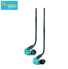 Shure SE215SPE-A Inner Earphone Blue Japan Domestic Version New