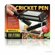 Exo Terra Cricket Pen (Small) Retile Food  for Live Crickets