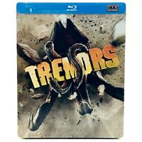 Tremors FYE Exclusive Limited Edition Blu-Ray Steelbook *Sealed*