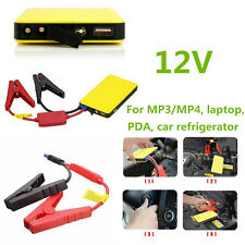 Car Yellow Jump Starter 12V 20000mAh Battery Booster Charger Power Bank Built-in