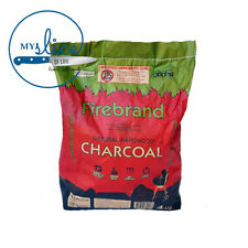 Firebrand Natural Hardwood Lump Charcoal 4kg Bag - Smoking / American BBQ