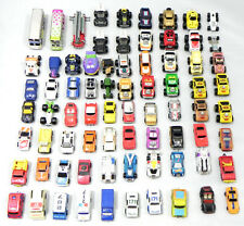 Huge lot of 75 Cars Trucks Micro Machines Road Champs & other brands