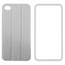Apple Iphone 4 4S cover case protective Tidy Tilt cord wrap magnetic back Grey