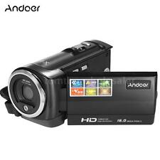 "HD 16MP 16X ZOOM 2.7"" LCD Face Detected Digital Video Camera DV Camcorder E3O2"