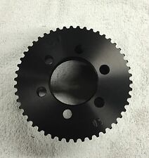 NEW 8 MM GT 50 Tooth Blower Supercharger Pulley NITRO HEMI GASSER CHEVY 671 471