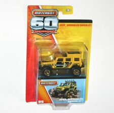 Matchbox '60th Anniversary' - JEEP WRANGLER SUPERLIFT #05 - Diecast Model *NEW*