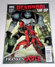 DEADPOOL TEAM-UP #894  WITH FRANKENCASTLE (THE CUT-UP PUNISHER)