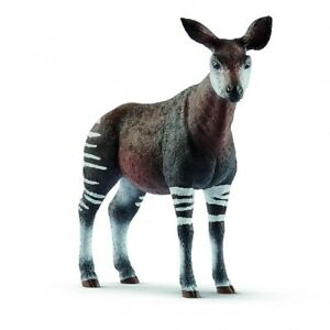Schleich 14830 Okapi 3 7/8in Series Wild Animals