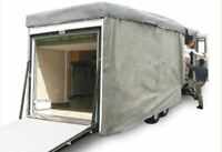 Expedition Premium RV Trailer Cover Toy Hauler Fits 24-28 foot, 24 to 28 FT