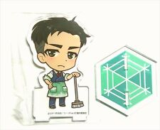 Yuri!!! on ICE Princess Cafe Limited acrylic stand Otabek Altin