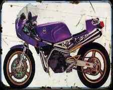 Gilera Saturno 500 88 5 A4 Photo Print Motorbike Vintage Aged