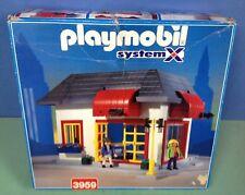 (P3959) playmobil maison de ville ou magasin en boite cplt ref 3959