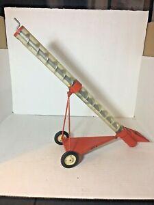Vintage Tru Scale Grain Auger Farm Toy 1:16 Scale