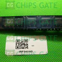 15PCS IRF540NS TO-263 F540NS IRF540 SMD N-Channel Power Mosfet