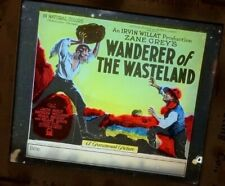 WANDERER OF THE WASTELAND / Lost 1924 Film / JACK HOLD, NOAH BEERY, BILLIE DOVE
