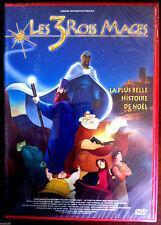 (C2)DVD - LES 3 ROIS MAGES - LA PLUS BELLE HISTOIRE DE NOEL - NEUF -