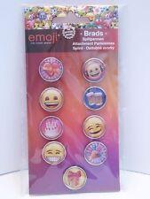 Brads dekorative Splint Buttons Nr.03