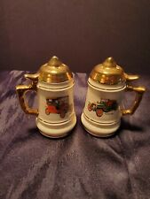 Vintage Salt and Pepper Shakers from Henry Ford Museum Ford T and Rolls Royce