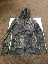 Maurices juniors S zip up dress hoodie