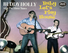 "BUDDY HOLLY   25CM   ROLLER COASTER   "" BABY LET'S PLAY HOUSE ""  [UK]"