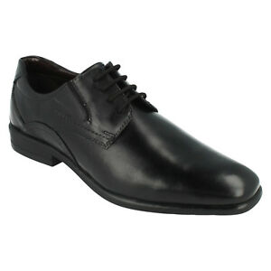 MENS SMART FORMAL PARTY LACE UP LEATHER SHOES EVERYDAY BUGATTI 313-22001-1000