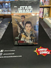 Star Wars: Force Awakens Series 2 Sealed Hobby Box
