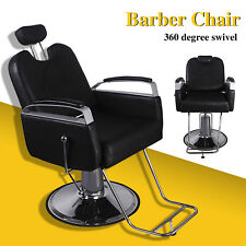 Barber Chair Hair Beauty Hydraulic Recline Salon Haircut Equipment Spa Shampoo