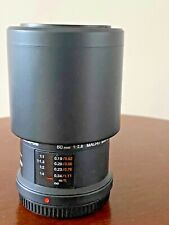 Olympus M.Zuiko ED 60mm f/2.8 Macro Lens For with Hood Micro Four Thirds