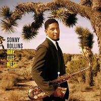 Sonny Rollins - Way Out West [New Vinyl LP] Gatefold LP Jacket, 180 Gram, Virgin