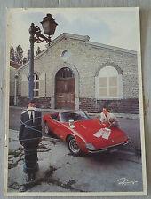 Carte Postale Postcard - FERRARI DAYTONA -