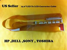 "15.6"" Conversion Cable for HP Acer Led to CCFL Screen Brand New"