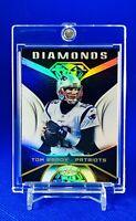 Tom Brady 2019 Panini Certified DIAMONDS Silver Holo Refractor SP Patriots