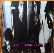 The Flaming Lips In a Priest Driven Ambulance RARE promo 12 x 12 poster flat 90